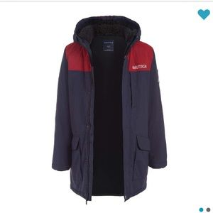 Nautica warm jacket(little kid)